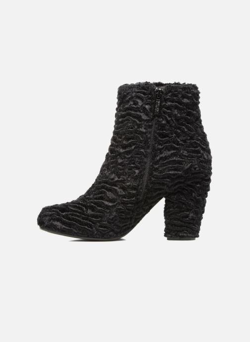 Boots en enkellaarsjes Colors of California Diana Zwart voorkant