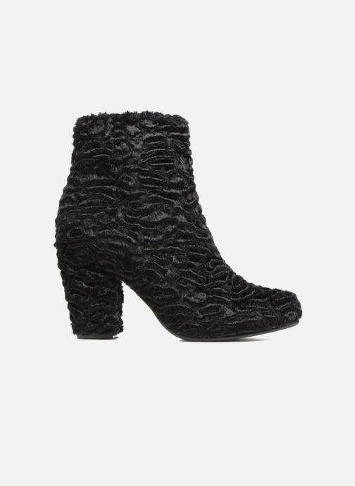 Boots en enkellaarsjes Colors of California Diana Zwart achterkant