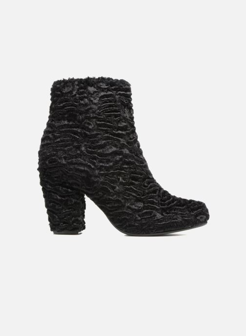 Ankle boots Colors of California Diana Black back view