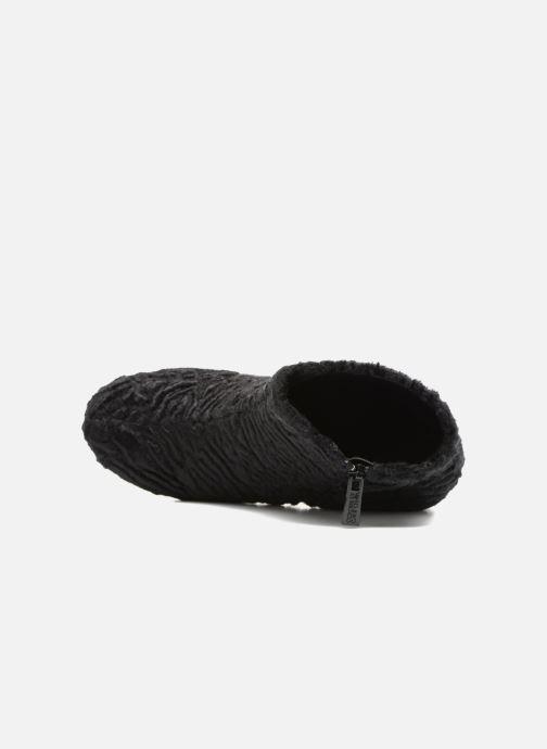 Boots en enkellaarsjes Colors of California Diana Zwart links