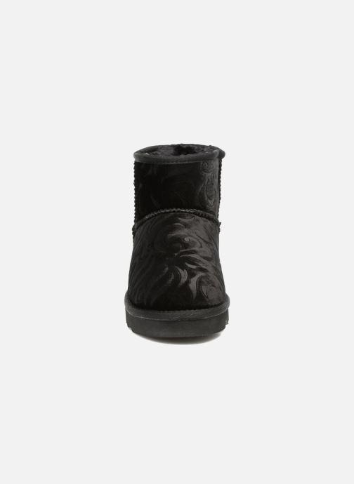 Boots en enkellaarsjes Colors of California Lucia Zwart model