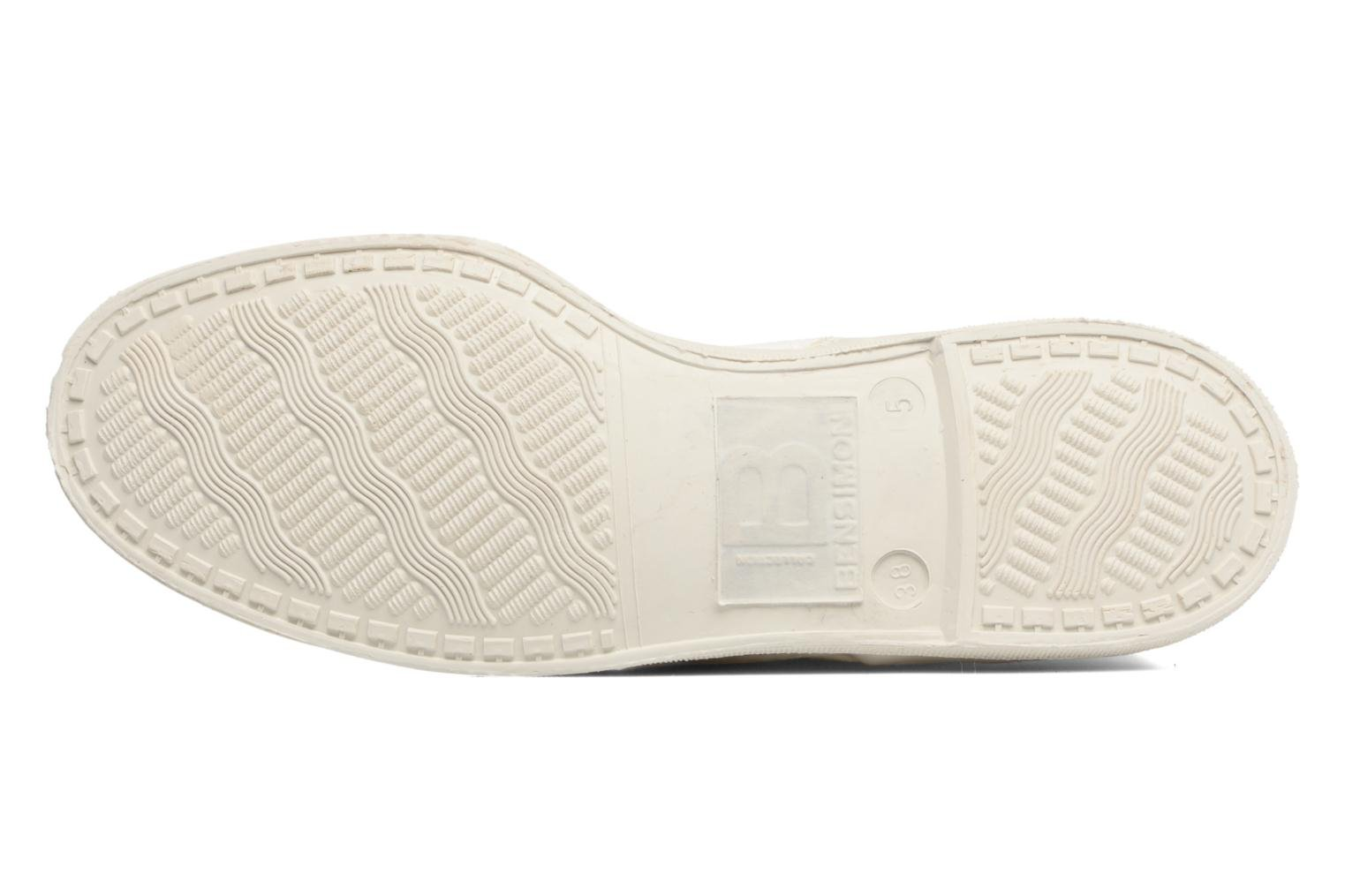 Trainers Bensimon Tennis New Nils White view from above