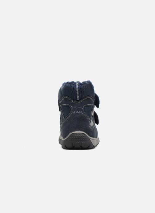 Zapatillas de deporte Lurchi by Salamander Jaufen-Tex Azul vista lateral derecha