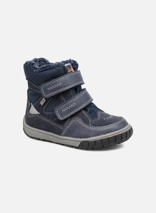 Zapatillas de deporte Lurchi by Salamander Jaufen-Tex Azul vista de detalle / par