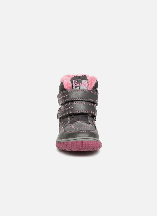 Chaussures de sport Lurchi by Salamander Jaufen-Tex Gris vue portées chaussures