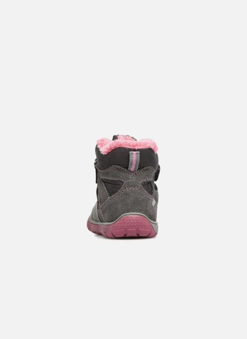 Zapatillas de deporte Lurchi by Salamander Jaufen-Tex Gris vista lateral derecha