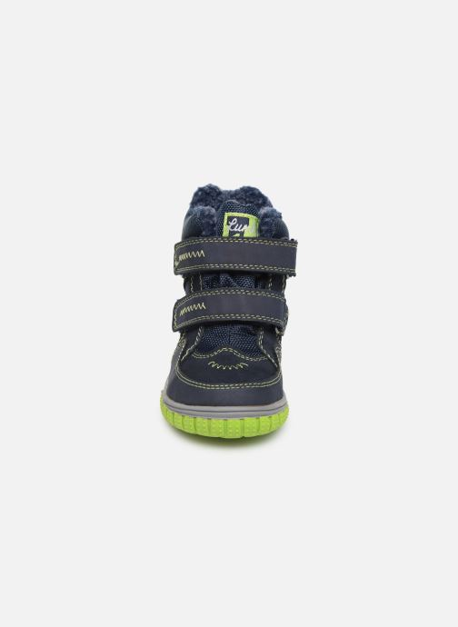 Chaussures de sport Lurchi by Salamander Jaufen-Tex Bleu vue portées chaussures