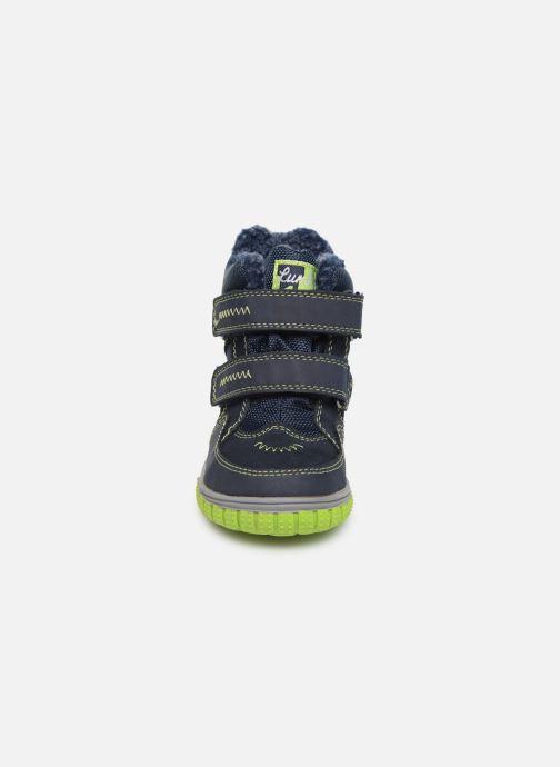 Sportskor Lurchi by Salamander Jaufen-Tex Blå bild av skorna på