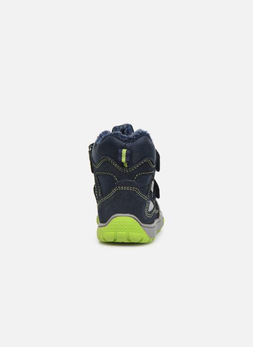 Chaussures de sport Lurchi by Salamander Jaufen-Tex Bleu vue droite