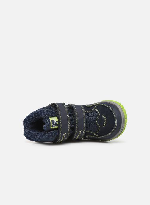 Zapatillas de deporte Lurchi by Salamander Jaufen-Tex Azul vista lateral izquierda