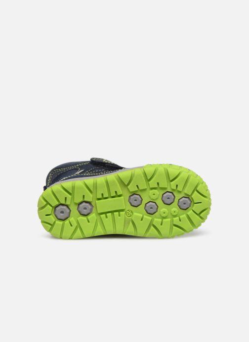 Chaussures de sport Lurchi by Salamander Jaufen-Tex Bleu vue haut