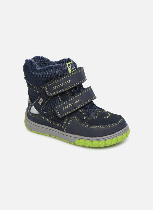 Chaussures de sport Lurchi by Salamander Jaufen-Tex Bleu vue détail/paire