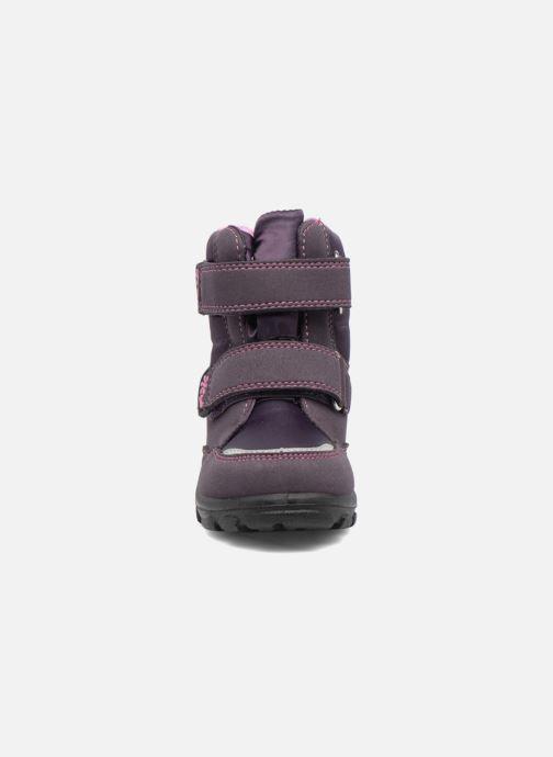 Chaussures de sport Lurchi by Salamander Kiri-Sympatex Violet vue portées chaussures