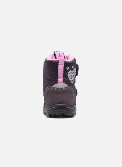 Chaussures de sport Lurchi by Salamander Kiri-Sympatex Violet vue droite