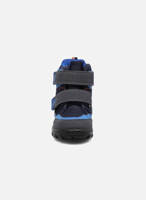 Sportschuhe Lurchi by Salamander Klausi-Sympatex blau schuhe getragen