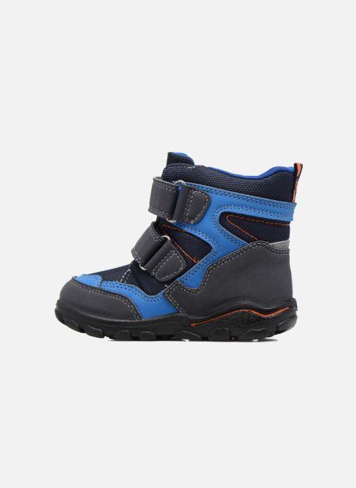 Zapatillas de deporte Lurchi by Salamander Klausi-Sympatex Azul vista de frente