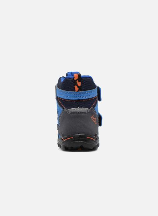 Zapatillas de deporte Lurchi by Salamander Klausi-Sympatex Azul vista lateral derecha
