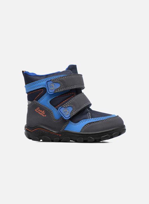 Zapatillas de deporte Lurchi by Salamander Klausi-Sympatex Azul vistra trasera