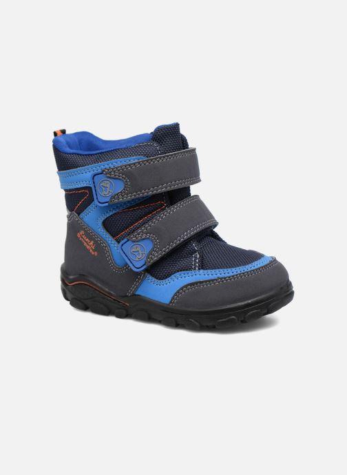 Chaussures de sport Lurchi by Salamander Klausi-Sympatex Bleu vue détail/paire