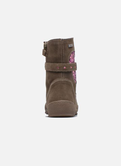 Bottines et boots Lurchi by Salamander Linni-Tex Marron vue droite
