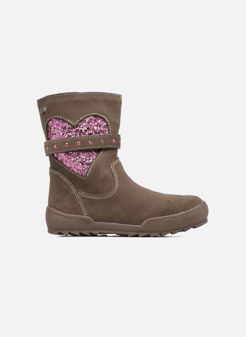 Bottines et boots Lurchi by Salamander Linni-Tex Marron vue derrière