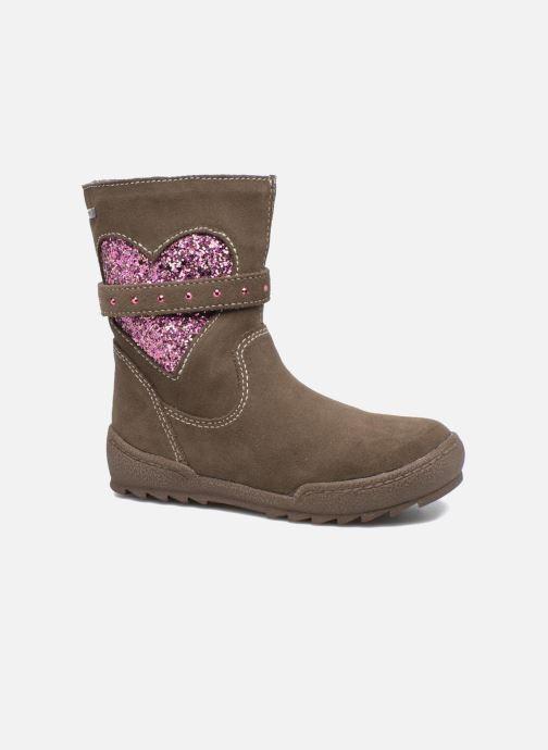 Bottines et boots Lurchi by Salamander Linni-Tex Marron vue détail/paire
