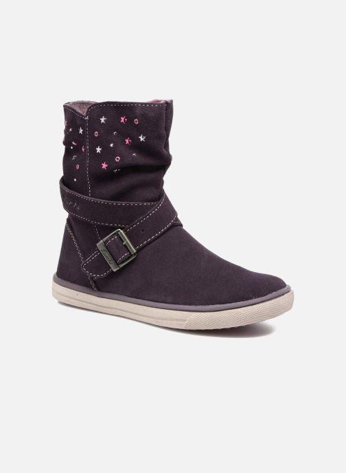 Boots en enkellaarsjes Lurchi by Salamander Cina-Tex Paars detail