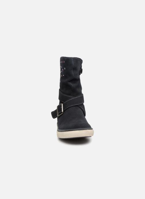 Bottines et boots Lurchi by Salamander Cina-Tex Bleu vue portées chaussures