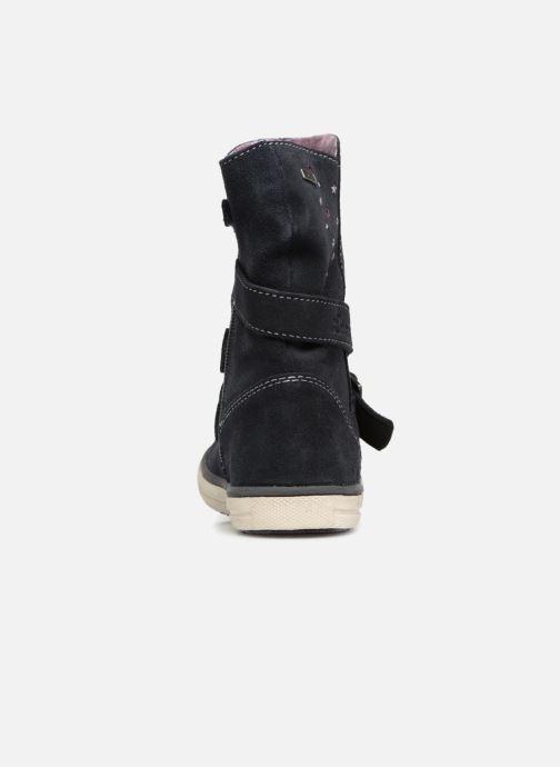 Bottines et boots Lurchi by Salamander Cina-Tex Bleu vue droite