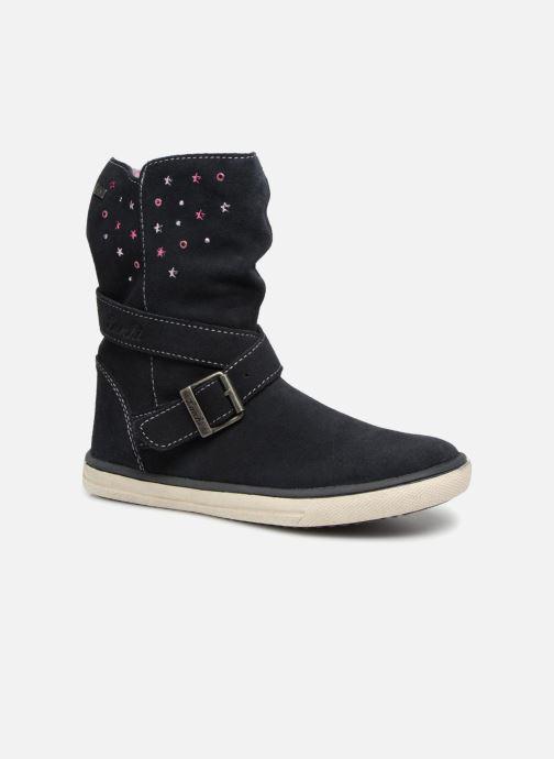 Bottines et boots Lurchi by Salamander Cina-Tex Bleu vue détail/paire