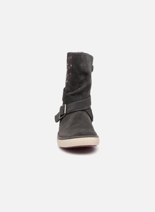 Bottines et boots Lurchi by Salamander Cina-Tex Gris vue portées chaussures