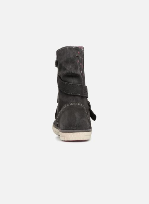 Ankle boots Lurchi by Salamander Cina-Tex Grey view from the right