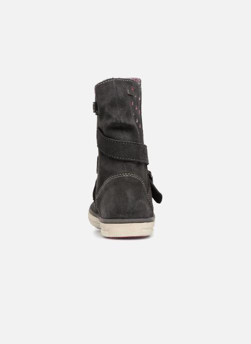 Bottines et boots Lurchi by Salamander Cina-Tex Gris vue droite