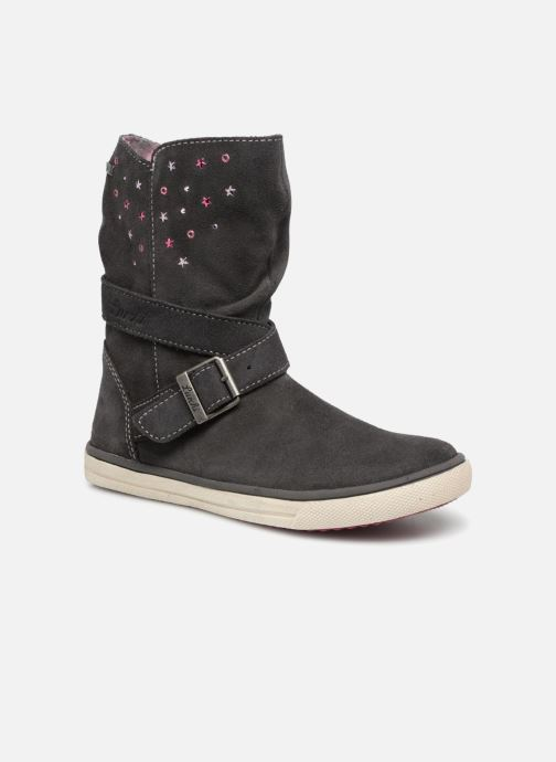 Ankle boots Lurchi by Salamander Cina-Tex Grey detailed view/ Pair view
