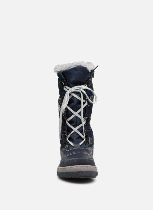 Chaussures de sport Lurchi by Salamander Alpy-Tex Bleu vue portées chaussures