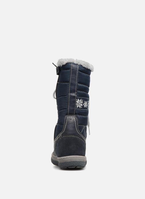 Chaussures de sport Lurchi by Salamander Alpy-Tex Bleu vue droite
