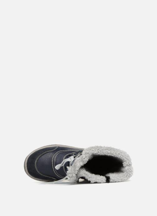 Sportschoenen Lurchi by Salamander Alpy-Tex Blauw links