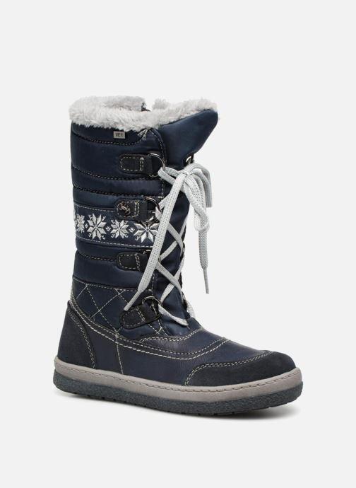 Chaussures de sport Lurchi by Salamander Alpy-Tex Bleu vue détail/paire