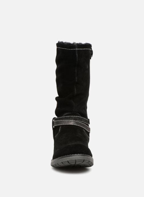 Bottes Lurchi by Salamander Lia-Tex Noir vue portées chaussures