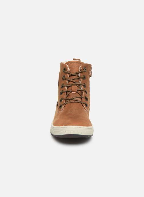 Bottines et boots Lurchi by Salamander Doug-Tex Marron vue portées chaussures