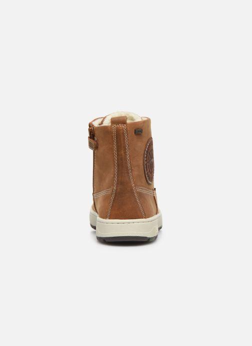 Bottines et boots Lurchi by Salamander Doug-Tex Marron vue droite
