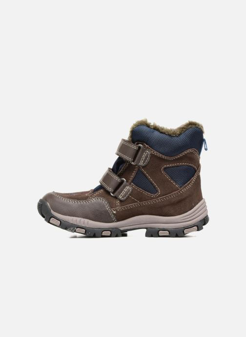 Sport shoes Lurchi by Salamander Timo-Tex Brown front view