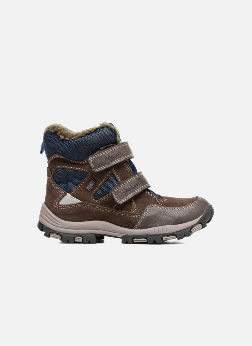 Sport shoes Lurchi by Salamander Timo-Tex Brown back view