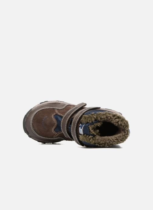 Sport shoes Lurchi by Salamander Timo-Tex Brown view from the left