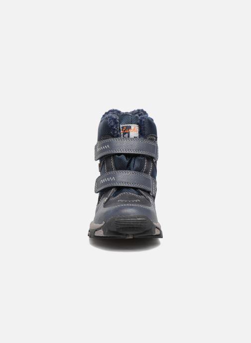 Chaussures de sport Lurchi by Salamander Timo-Tex Bleu vue portées chaussures