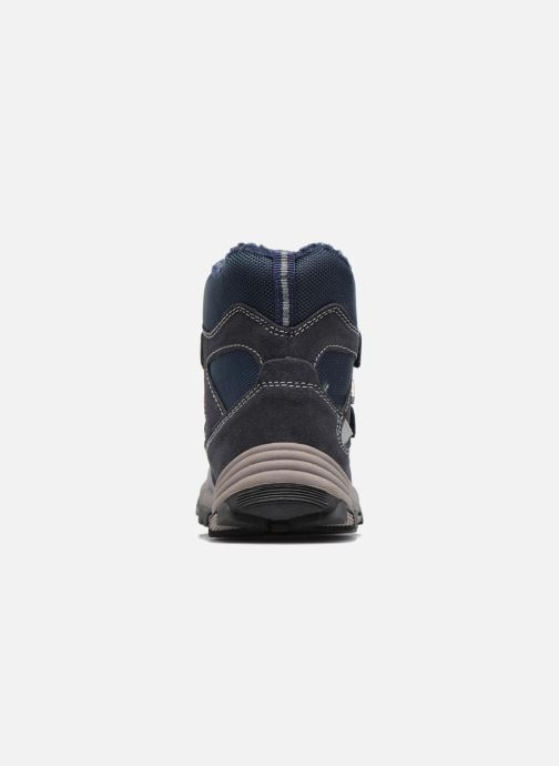 Chaussures de sport Lurchi by Salamander Timo-Tex Bleu vue droite