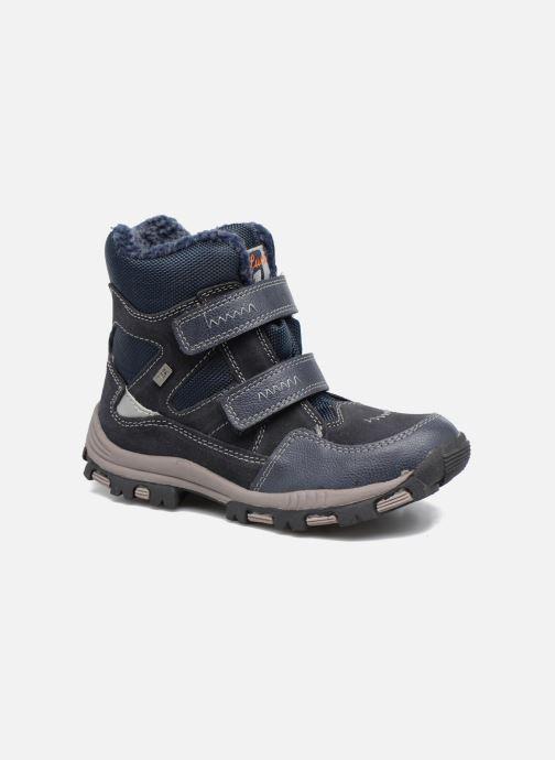 Chaussures de sport Lurchi by Salamander Timo-Tex Bleu vue détail/paire