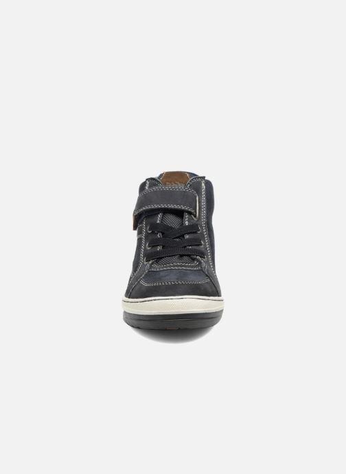 Baskets Lurchi by Salamander Barney-Tex Bleu vue portées chaussures