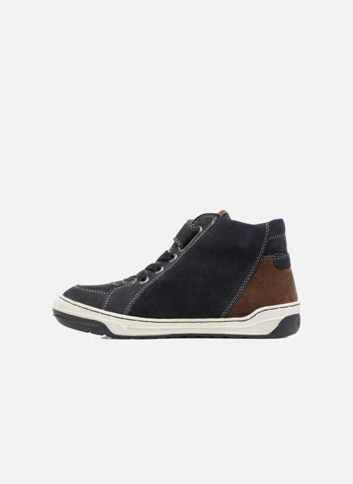 Sneakers Lurchi by Salamander Barney-Tex Blauw voorkant