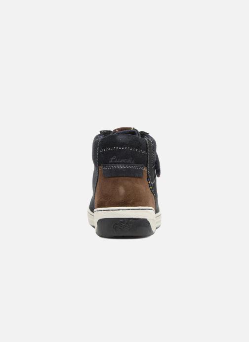 Sneakers Lurchi by Salamander Barney-Tex Blauw rechts